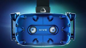 HTC Vive Pro: gafas VR con un 78% más de resolución y auriculares integrados