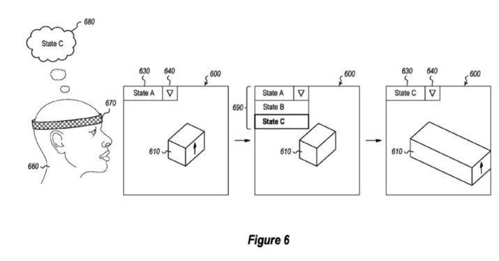 microsoft patente pc mente