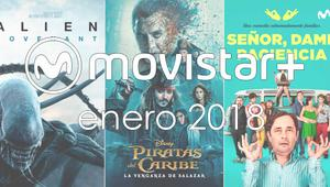 Estrenos Movistar+ enero 2018: series, películas y documentales