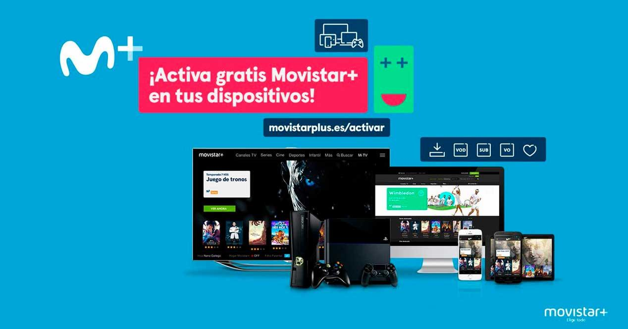 movistar+ dispositivos