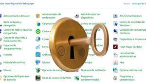 Cómo desactivar cualquier opción del Panel de Control en Windows 10