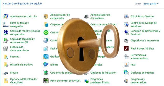 Ver noticia 'Cómo desactivar cualquier opción del Panel de Control en Windows 10'