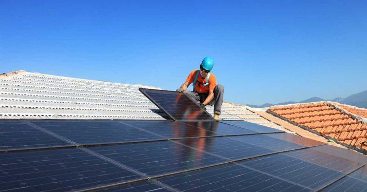 paneles solares energia renovable