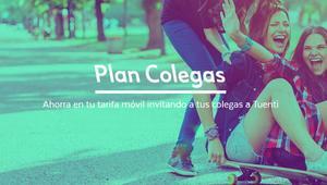 Tuenti lanza 'Plan Colegas': te llevas 10 euros por cada amigo
