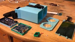 Así te puedes crear tus gafas de realidad virtual WQHD por 100 euros