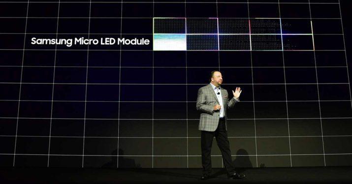 samsung microled modulo