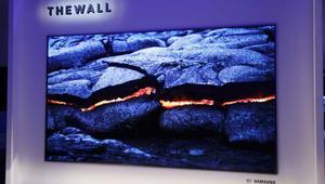 El primer MicroLED de Samsung es un televisor modular de 146 pulgadas