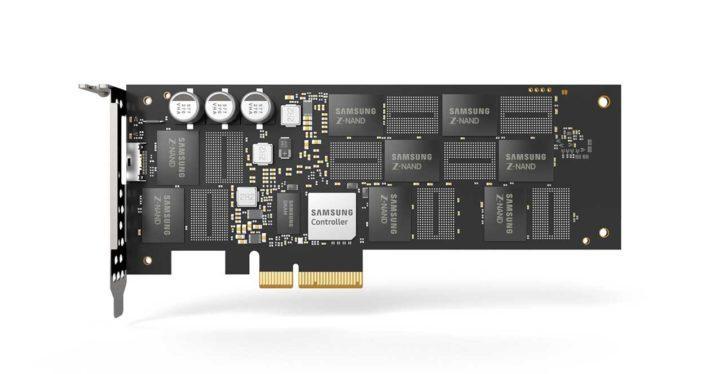 Resultado de imagen para samsung Z-SSD