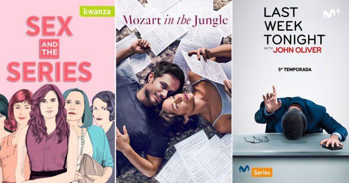 Estrenos Movistar+ febrero 2018