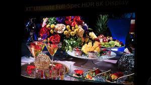 Sony deslumbra con una TV 8K HDR de 10.000 nits de brillo
