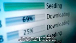 Esconden mensajes anti-piratería en subtítulos descargados de Internet