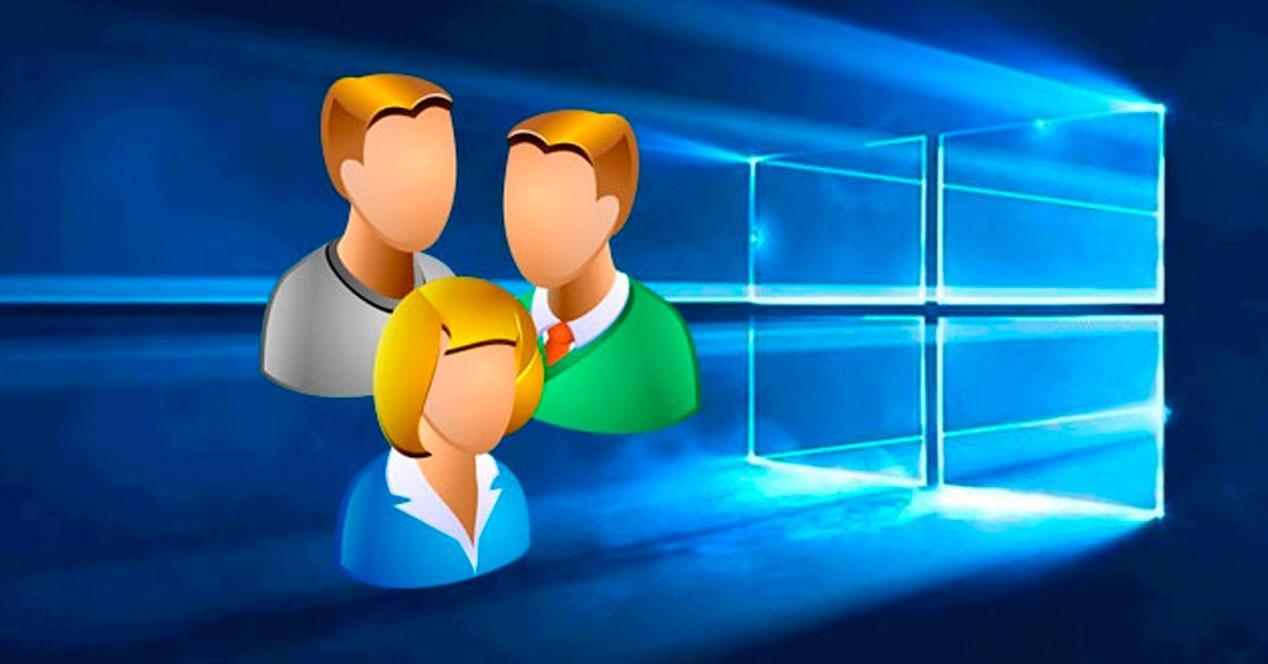 perfil de usuario de windows