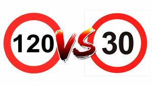 Velocidad real vs velocidad contratada ¿Cuál es el operador que más ofrece?