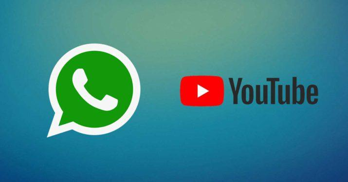 ver videos youtube whatsapp