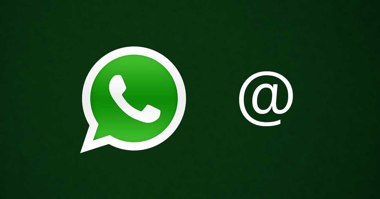 whatsapp notificaciones menciones