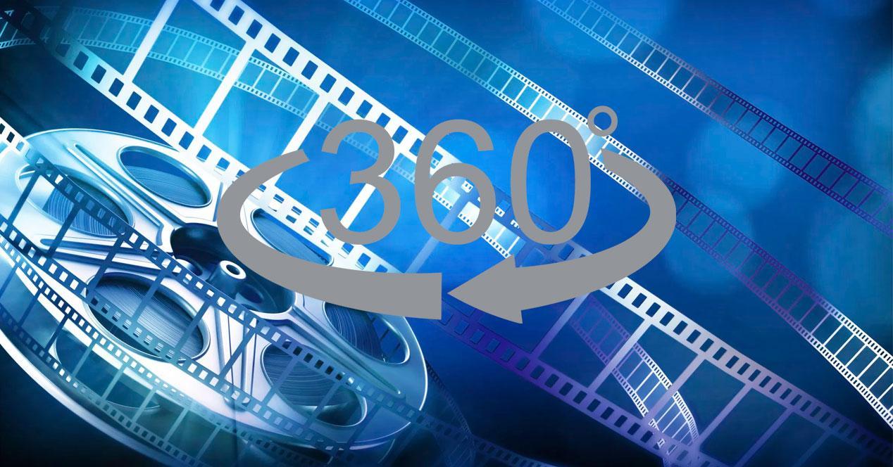 Cómo ver películas gratis en 360º desde el navegador o el móvil