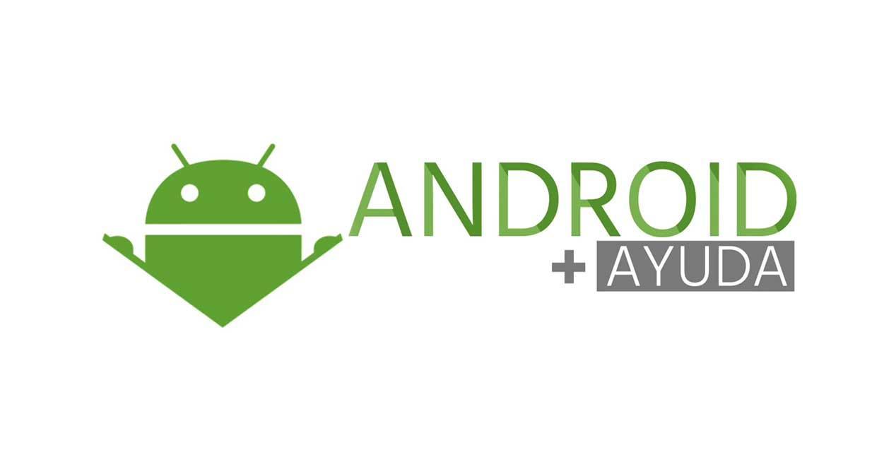Android Ayuda nuevo logo Android 5x1