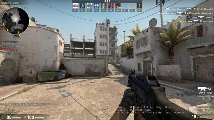Ethernet cs:go wifi