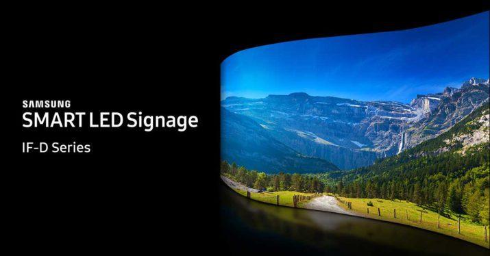 Samsung-ISE-2018_IF-DLED-SIGNAGE