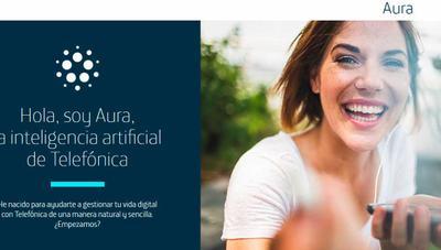 Telefónica lanza Aura: Todos los detalles del nuevo sistema que cambiará a la operadora