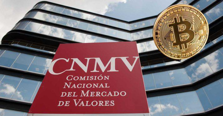 banco españa cnmv criptomonedas bitcoin