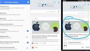 Android mejora sus capturas de pantalla con la nueva app de Google