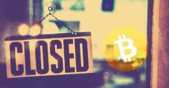 cerrado bitcoin criptomonedas