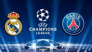 Cómo ver el Real Madrid – PSG de Champions por TV, online o desde el móvil