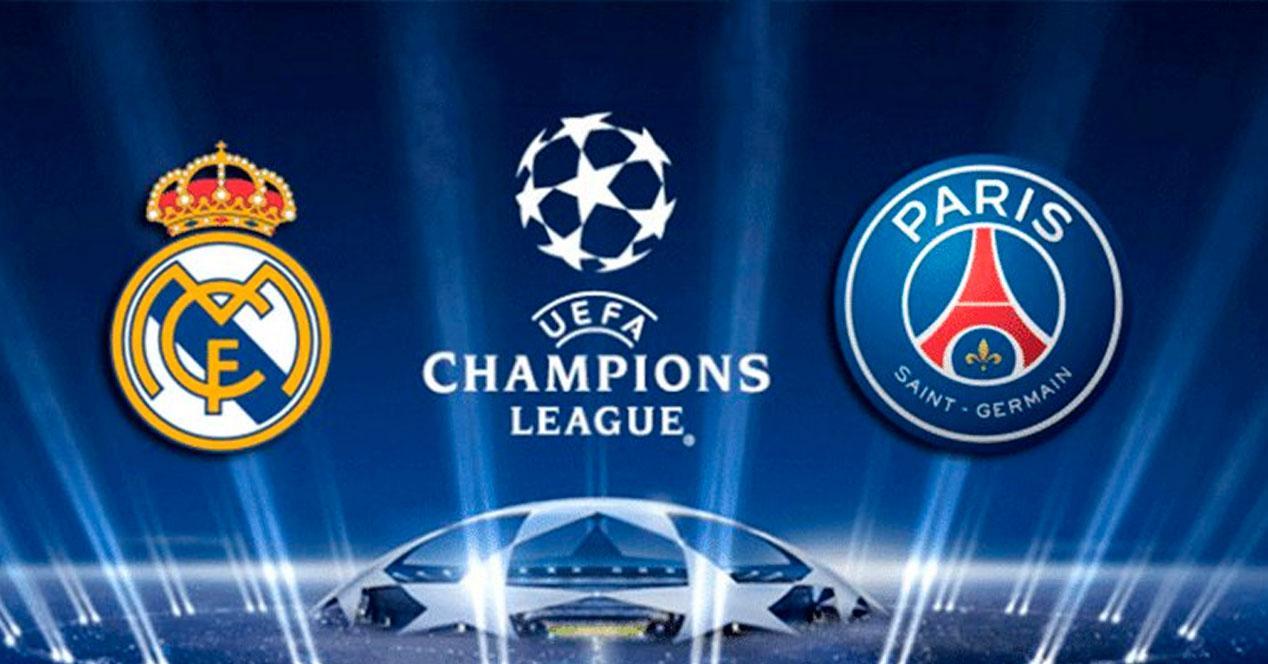 Ver noticia 'Noticia 'Cómo ver el Real Madrid - PSG de Champions por TV, online o desde el móvil''