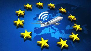 El nuevo WiFi en aviones europeo es más rápido que algunas conexiones de fibra
