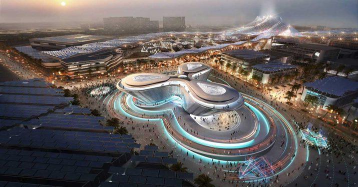 edificio expo dubai 2020 mwc