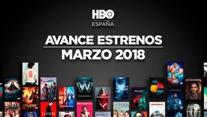 Estrenos HBO marzo 2018 en España: todas las series, películas y documentales