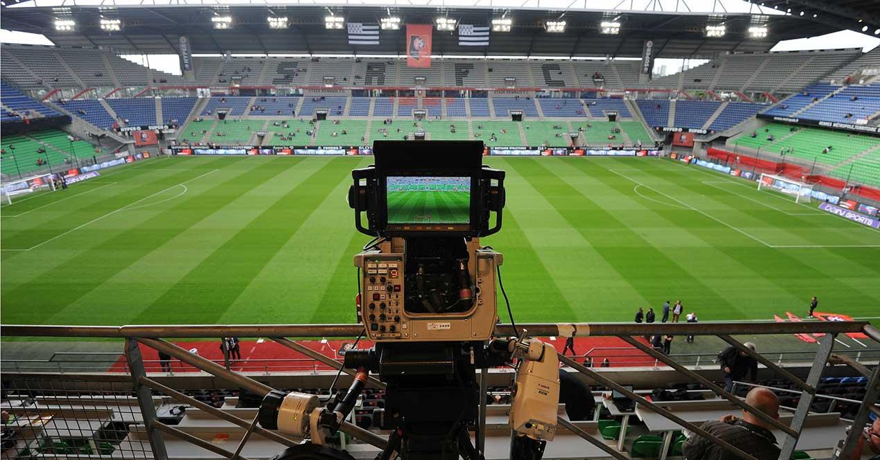 futbol internet emision tv