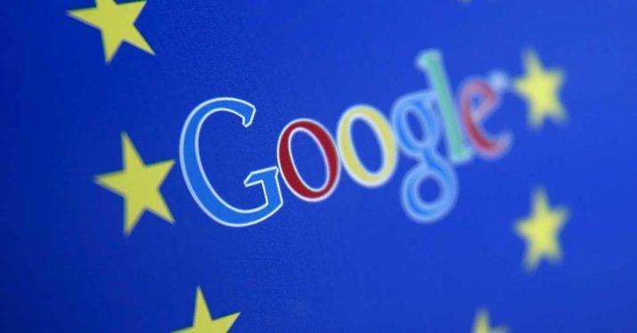 google ue impuestos
