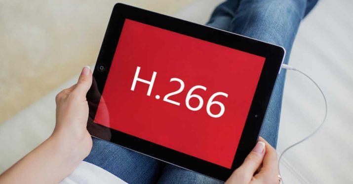 h.266 fvc codec