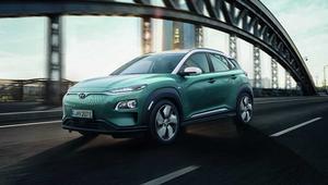Hyundai Kona EV: 470 km de autonomía y 80% de carga en 1 hora