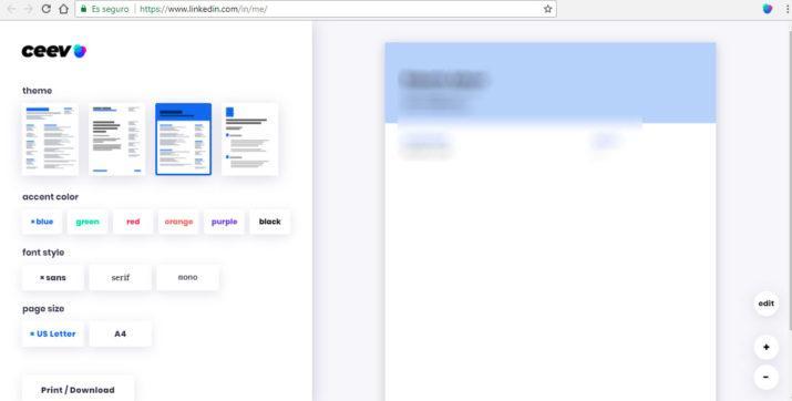 c u00f3mo convertir tu perfil de linkedin en un curriculum para buscar trabajo