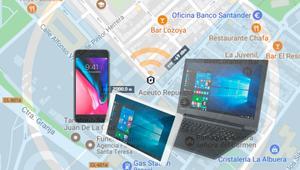 Cómo encontrar tu PC, tablet o móvil si lo has perdido o te lo han robado
