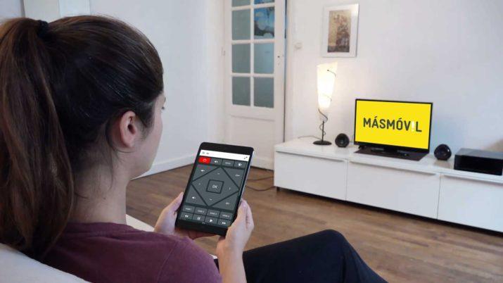 masmovil tv television