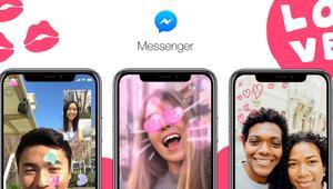 Facebook Messenger estrena funciones especiales para San Valentín