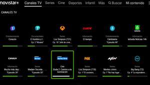 Movistar vuelve a cambiar el número de los canales: así quedan los diales de Movistar+