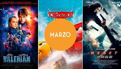 Estrenos Movistar+ marzo 2018: series, películas y documentales