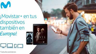 Pronto podrás ver Movistar+ en tus dispositivos cuando viajes fuera de España