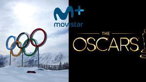Movistar+ emitirá los Juegos Olímpicos de Invierno 2018, y ya tenemos fecha para el canal Movistar Oscars