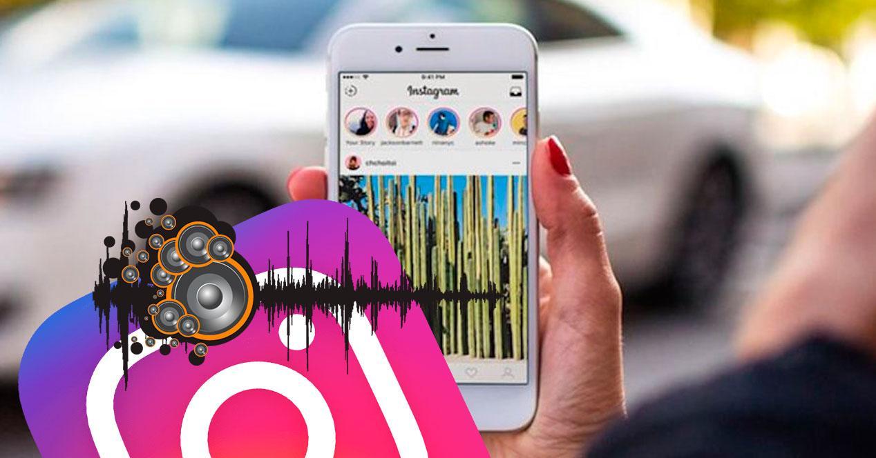 Ver noticia 'Noticia 'Cómo añadir música de YouTube o Spotify a tus historias de Instagram''