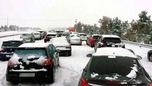 Cómo consultar online el estado de las carreteras afectadas por el temporal de nieve