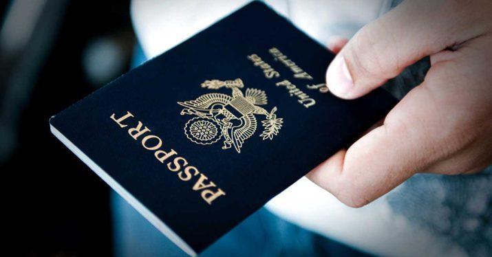 pasaporte electronico estados unidos