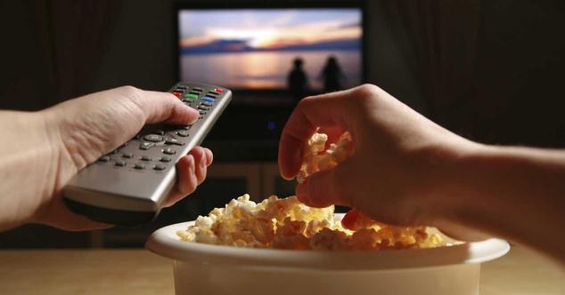 pelicula cine en casa