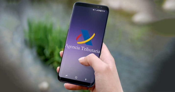renta 2017 app movil aeat