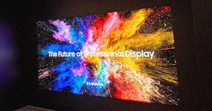 samsung microled the wall professional